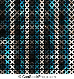 abstract lines grunge seamless pattern