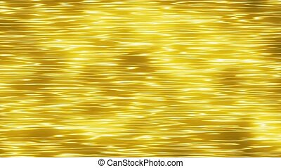 Abstract lines noise in yellow color
