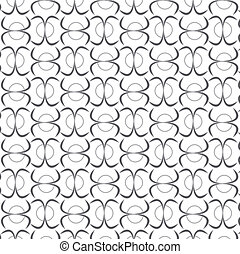 abstract lines seamless pattern vector background