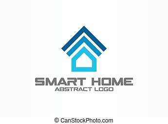 Abstract logo for business company. Corporate identity...