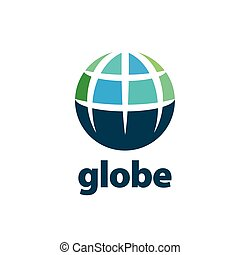 abstract logo Globe