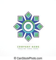 abstract logo symbol shape design art