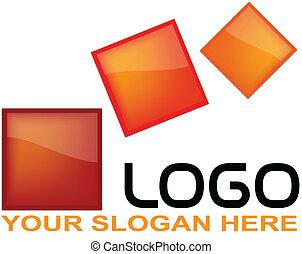 Abstract Logos, vector