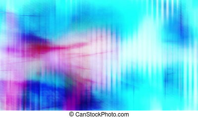 Abstract looping multicolor X2 BG