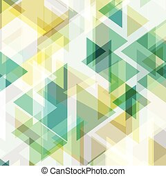 abstract low poly background 2908 - Abstract background with...