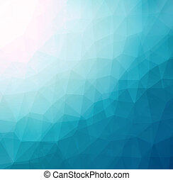 Abstract Low Poly Background - Abstract Low Poly Triangular ...