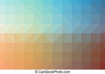 abstract low poly background - Low poly - Colorful abstract ...