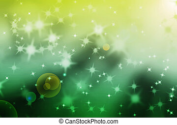 abstract magic light rays background
