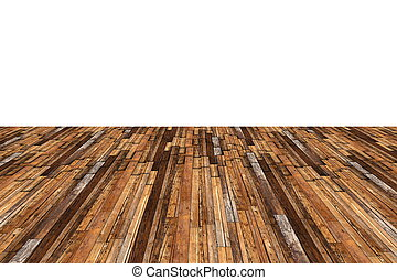 abstract mahogany floor on white - abstract mahogany floor...