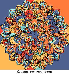 abstract mandala design 1508