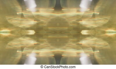 Abstract mandala nostalgic dreamy glittering background....