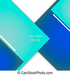 abstract material design - Unusual modern material design...