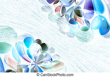 Abstract medication background - Abstract medication drug...