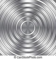 Abstract Metal Background