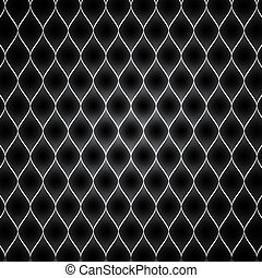 Abstract metal background. raster