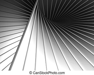 abstract metal stripe background