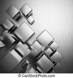 Abstract metallic background - Abstract background from ...