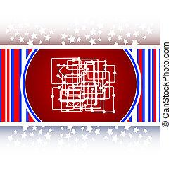 abstract metro circle glossy web icon