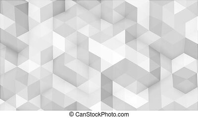 Abstract Minimalist Moving Background Loop