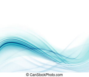 Abstract modern background - Blue and white modern...