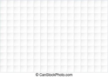 Abstract modern background white tile
