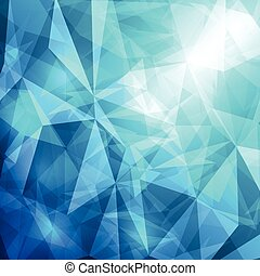 Abstract modern design background, vector illustration