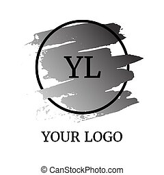 Abstract modern logo - vector illustration, emblem design on white background