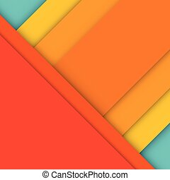 Abstract modern material design background