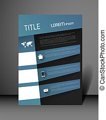 poster design template