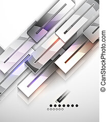 abstract, moderne, vector, ontwerp, mal, geometrisch