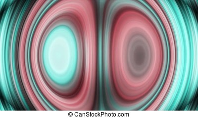 Abstract motion background, shining lights, energy waves and...
