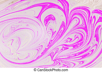 Abstract motion dynamic background