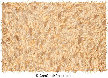 Abstract mottled bread textures for use as a background