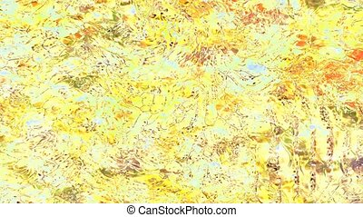 Background for playing video jockey, VJ. - Abstract moving ...