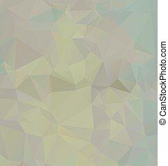 Abstract multicolor color Light cream background. Vector polygonal design illustrator