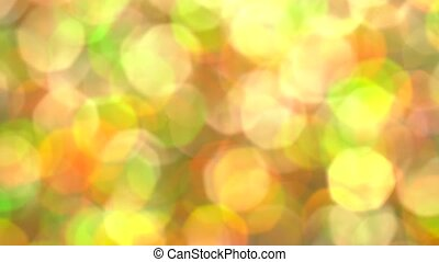 Abstract multicolor sunny glitter blured lights and sparkles
