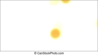 Abstract multicolored moving background