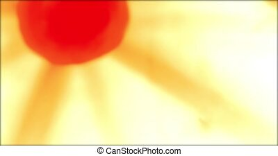 Abstract multicolored moving background - Abstract bright...