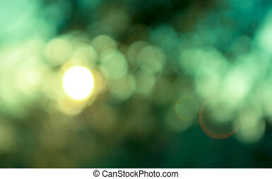 backgrounds with bokeh