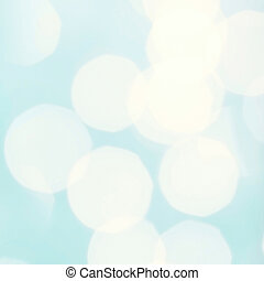 Abstract natural blur defocussed background with bokeh, soft fo