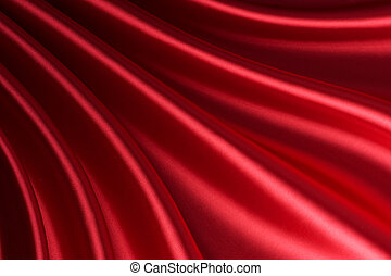 Abstract Natural Silk Background