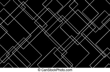 Abstract Oblong Background