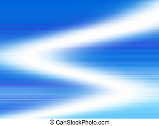 Blue Light Rays