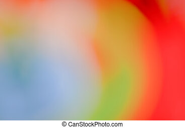 abstract of blur colorful for background