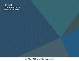 Abstract of flat simple blue color pattern background.