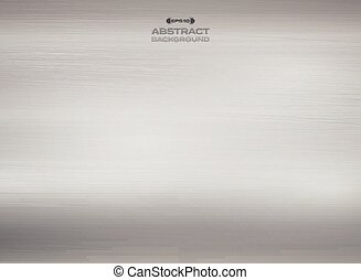 Abstract of gradient silver steel texture background.