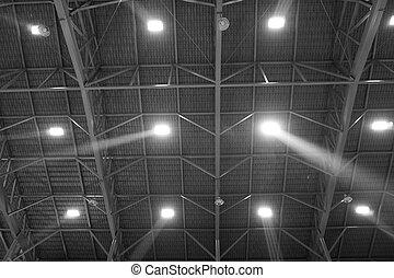 light through the roof
