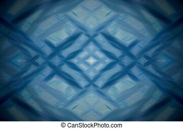 Abstract of reflective water surface background