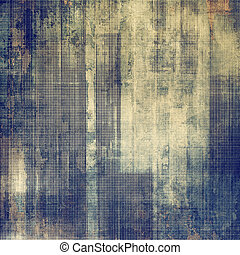Abstract old background with grunge texture yellow (beige); brown; blue; gray