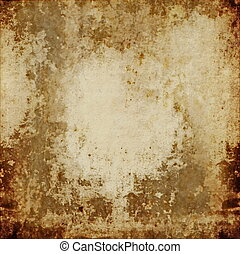 old color grunge wall background